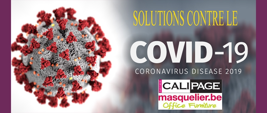 Solutions contre le Covid